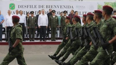 Tema de la semana | ¿Cuál es la estrategia de la Policía Militar para la seguridad pública en Sinaloa?