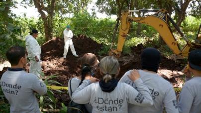 En cuatro días | Van 20 cuerpos hallados por colectivos en fosas en Sinaloa