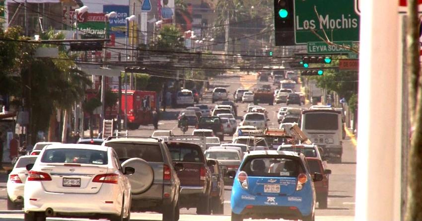 Ayuntamiento, a la espera de recursos para atender congestión vial en Culiacán