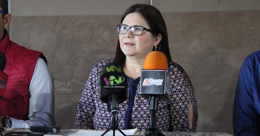 Cuestión de estilo   No hay corrupción ni violación a la Ley en alcaldes sinaloenses: Imelda Castro