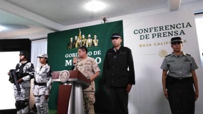 Presentan uniformes que empleará la Guardia Nacional