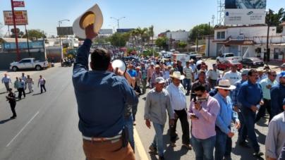 Efecto ESPEJO   ¿El granero de México o la troje llena de conflictos?