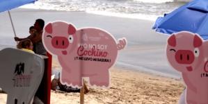 #YO NO SOY COCHINO ¡Y Me Llevo Mi Basura! | La campaña de Coparmex contra la contaminación en las playas