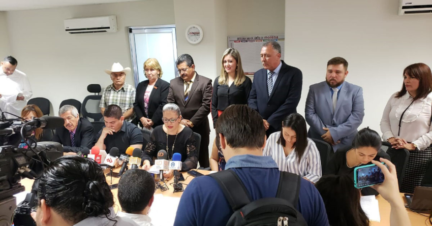 Esta es la Agenda Legislativa de Morena para el Segundo PeriodoOrdinariode Sesiones