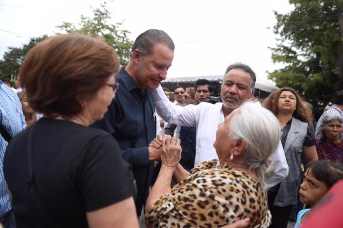 Inicia Quirino la rehabilitación de tres colectores sanitarios en Los Mochis