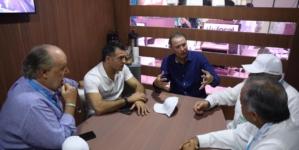 Tianguis Turístico   Concreta Quirino más Vuelos para Mazatlán
