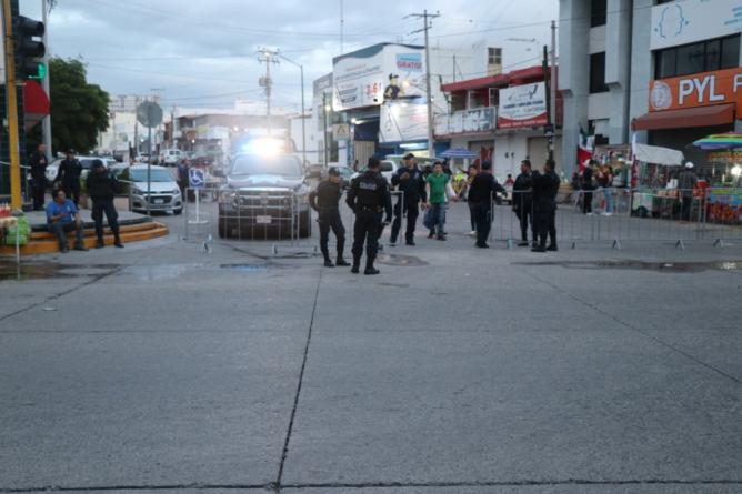 Cerrarán Calles Cercanas a Palacio de Gobierno por Concierto de Café Tacvba