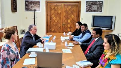 Promueve Sinaloa exportación de granos a la India y Sudáfrica