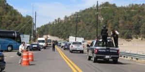 Autoridades arrancan Operativo de Seguridad Interestatal Sinaloa-Durango