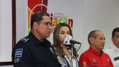 Operativo de Semana Santa en Culiacán Integrará al 100% del Personal de la SSPyTM