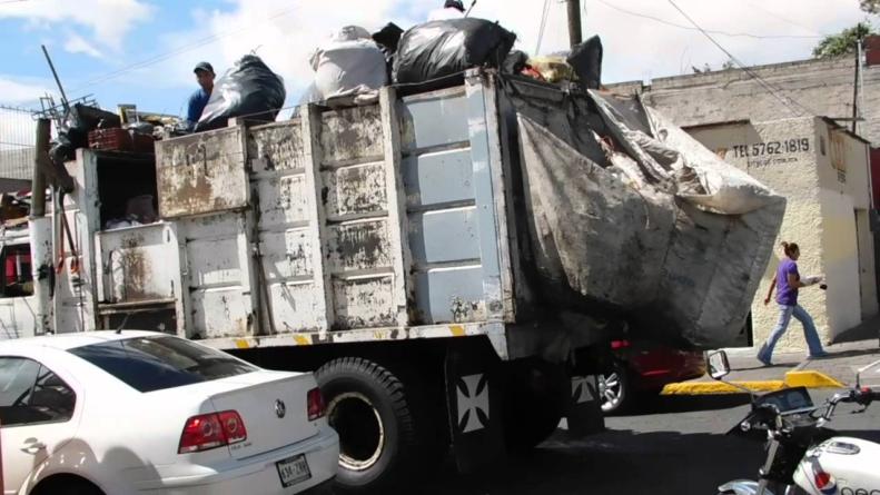 Culiacán | Sumarán 5 camiones a la recolección de basura durante Semana Santa