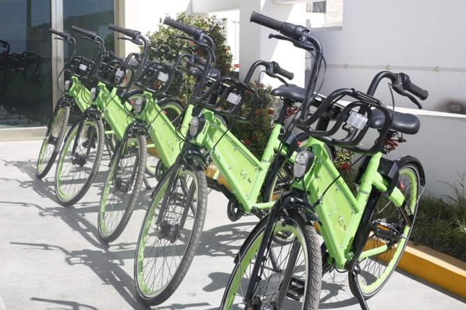 A punto de arrancar | Así estarían ubicadas las 56 estaciones de bicicletas públicas en Culiacán