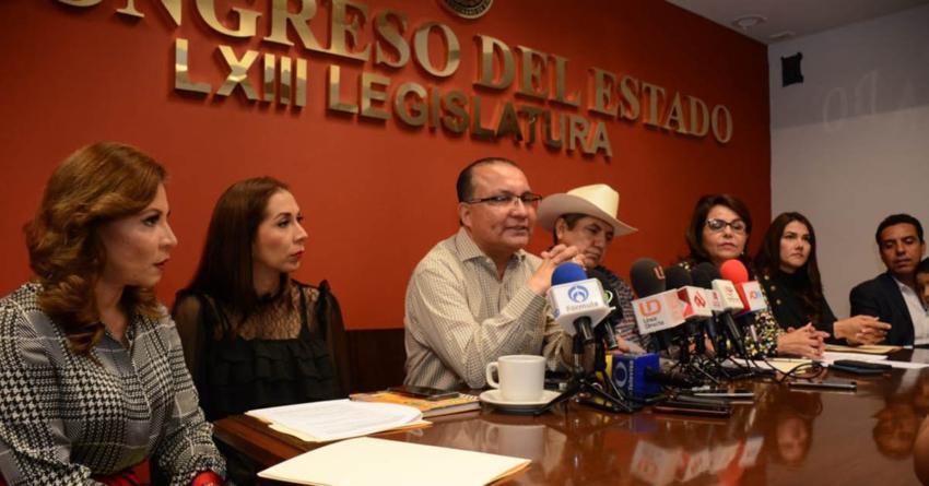 Molesta al PRI Agenda Legislativa de Morena; Quieren Aniquilar División de Poderes, alertan