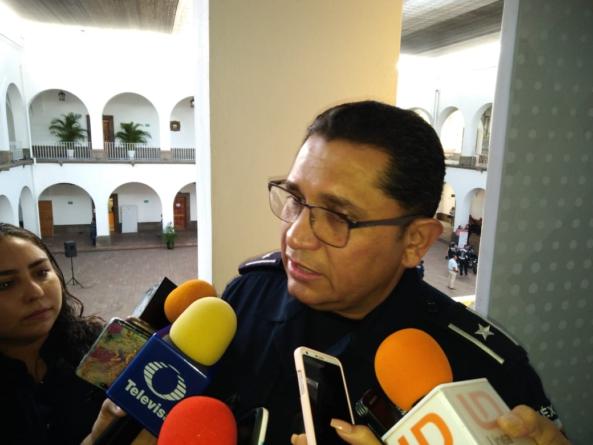 Secretaría de Seguridad se reporta sin novedad sobre joven con «bazuca»