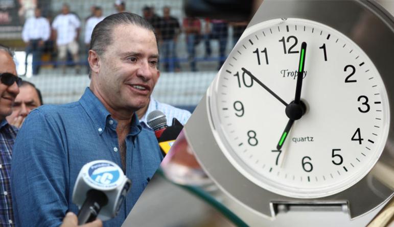 Eliminar el Cambio de Horario no es Prioridad para los Sinaloenses: Quirino Ordaz