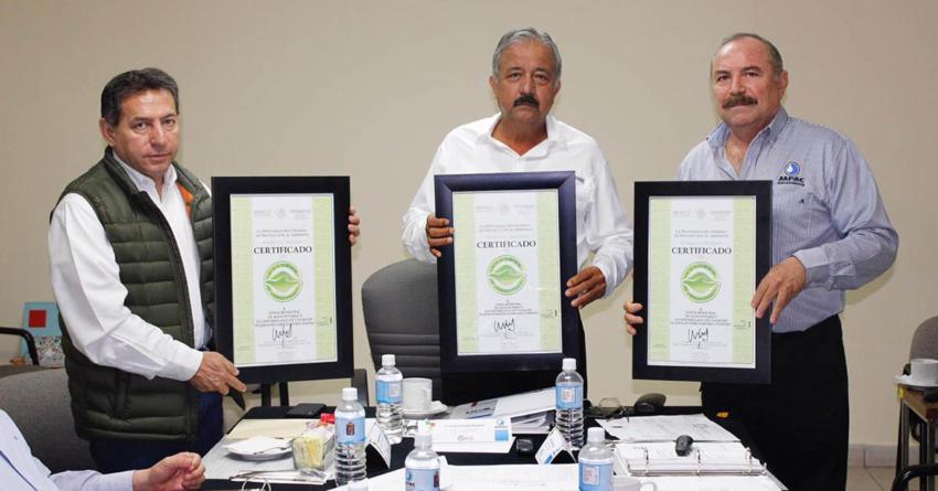 Japac Certifica Cumplimiento a Normas Ambientales en Plantas Tratadoras