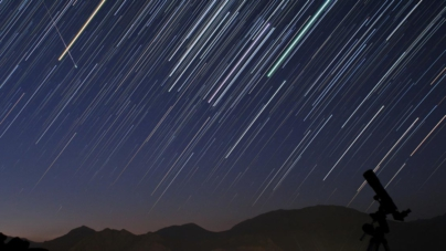 Las Líridas | La Gran Lluvia de Estrellas que Inicia este Martes y Durará Todo Abril
