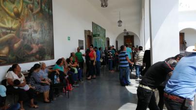 En incertidumbre | Ambulantes y pepenadores se manifiestan en Ayuntamiento