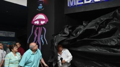Inauguran el medusario más grande de México en Acuario Mazatlán