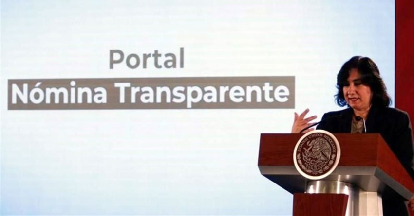 Nómina Transparente | La Plataforma que Revela los Sueldos de Funcionarios Federales