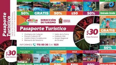 Culiacán | Pasaporte Turístico, Una Opción Para Los que se Quedaron en la Ciudad