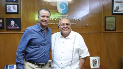 Quirino Ordaz anuncia paquete de obras para Mazatlán