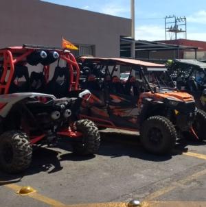 Fueron razers la mitad de los vehículos detenidos por la SSPE en Semana Santa