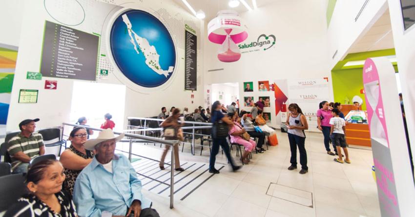 Con 100 clínicas en México, Salud Digna atenderá a 14 millones de pacientes en 2019