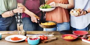 5 cambios en la alimentación que te harán conservar tu peso en el tercer piso