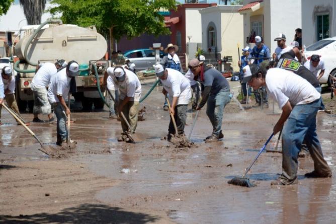 Dren Bacurimí | Contemplan derribo de 3 puentes en busca de evitar inundaciones en Valle Alto