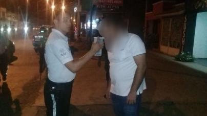 Cero accidentes viales por alcohol en Culiacán en el año, presume SSPyTM