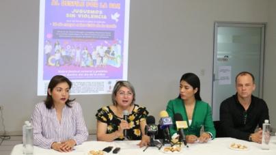 Por un Culiacán sin violencia | DIF  invita a los culichis a desfile por la paz