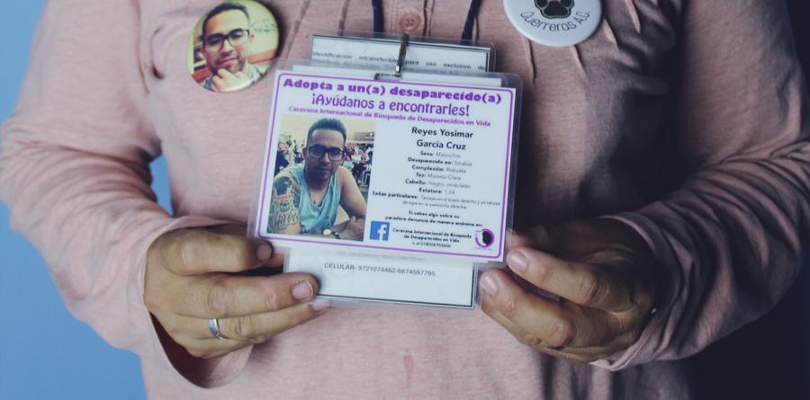 'Sabueso' | Llevan al teatro historia de Yosimar, un policía desaparecido y su madre que lo busca