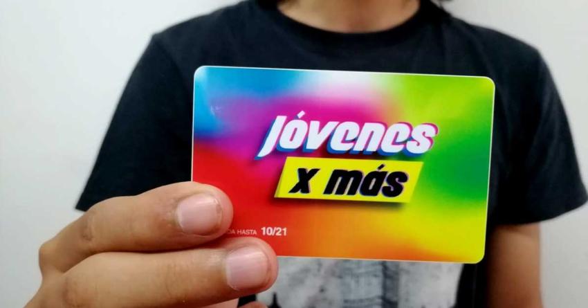 De 15 a 29   Lanza IMJU tarjeta de descuento 'Jóvenes x Más'