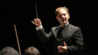 Culiacán en Río de Janeiro   Dirigirá Miguel Salomón del Real Orquesta Sinfónica Brasileira