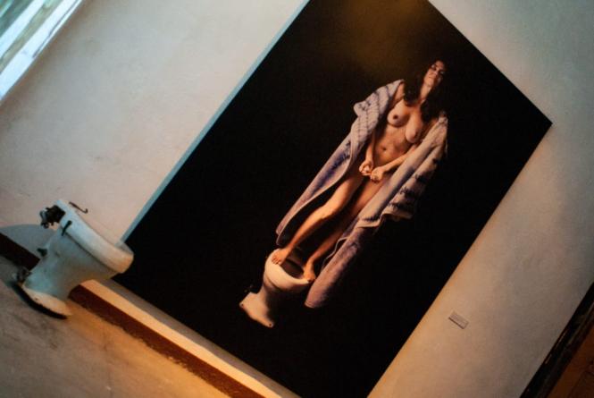 La Rebelión de los Íconos   Rosa María Robles muestra la violencia al desnudo en su nueva exposición