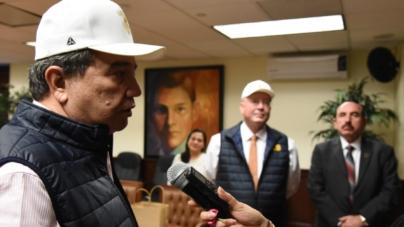 Se integra Jesús Vizcarra a la UAS | El ex candidato a Gobernador presidirá Consejo de Vinculación