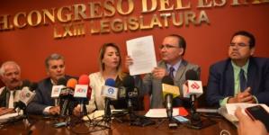 'Truenan' PRI, PAN, PRD y PT contra Graciela Domínguez; quieren acceso regulado al Congreso