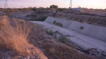 Mientras llega el Fonden | El proyecto de emergencia para evitar desborde de drenes de Culiacán