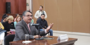 Sinaloa ya tiene comisionado de atención a víctimas; rinde protesta Óscar Fidel González Mendívil