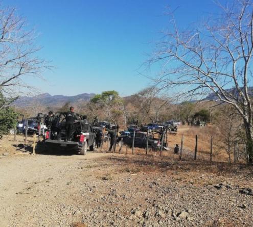Dos mujeres heridas en enfrentamiento en la sierra de El Rosario:SSPE