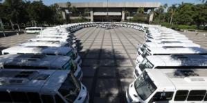 Ya son 150 los camiones urbanos conectados a red de videovigilancia en Sinaloa