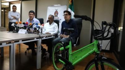Muévete Chilo | En dos meses estarían rodando bicicletas públicas en el Centro de Culiacán