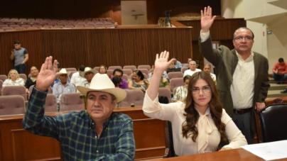 Aprueba Congreso del Estado solicitar tarifa 1F para todo Sinaloa
