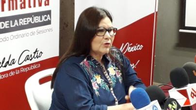 Senado Sinaloa | Presenta Imelda Castro informe de resultados legislativos