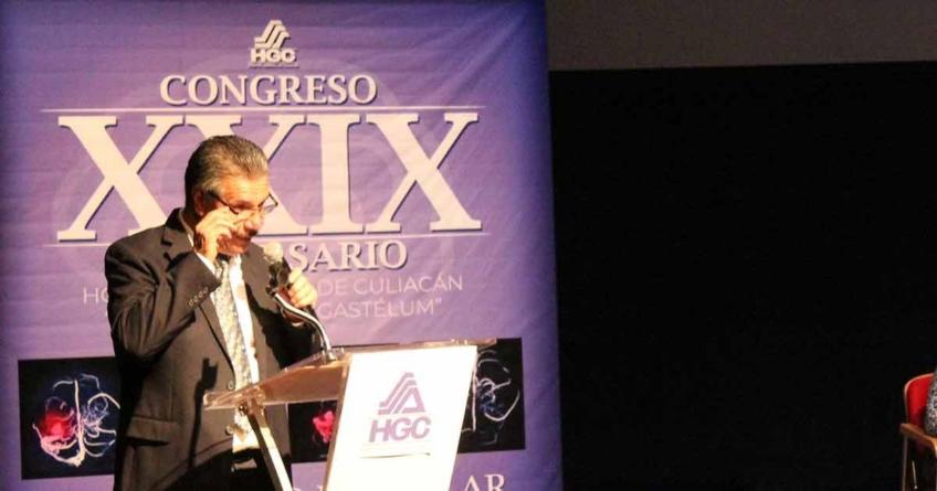 Homenajean a Fernando Reyes Guzmán, neurólogo ejemplar con convicciones humanísticas