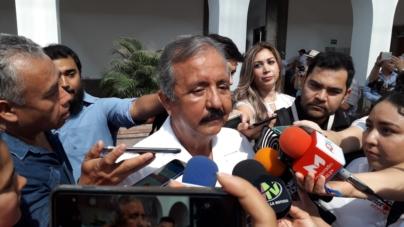 """""""Que se deje babosadas""""; Estrada Ferreiro acepta que familiar trabaja en su administración"""
