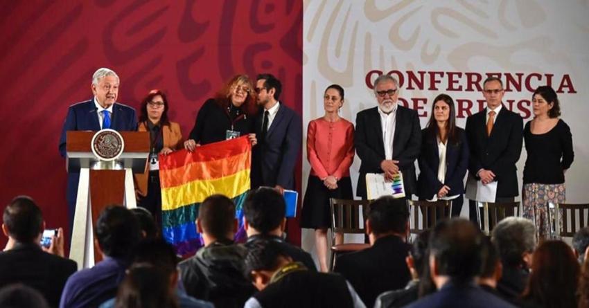 Ola arcoíris   Paso a paso, México se abre a la diversidad sexual