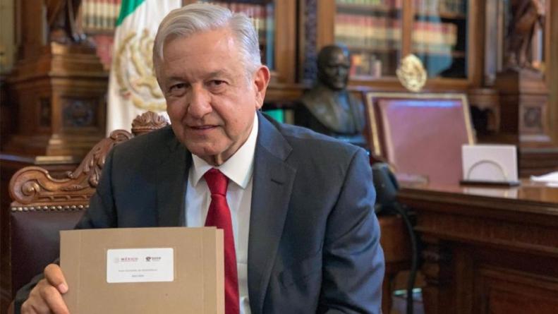 Consulta el Plan Nacional de Desarrollo 2019-2014 del presidente López Obrador