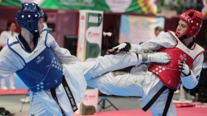 Navolatense Briseida Acosta obtiene bronce en el Mundial de Taekwondo
